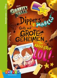 Gravity Falls Dippers & Mabels gids vol Grote Geheimen en non-stop LOL!