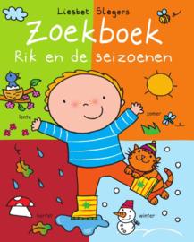 Zoekboek Rik en de seizoenen