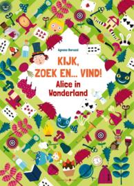 Kijk, zoek en... vind! Alice in Wonderland