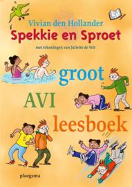 E4 - Spekkie en Sproet groot AVI leesboek