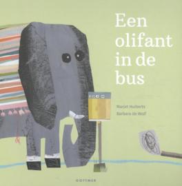 Oktober - Een olifant in de bus