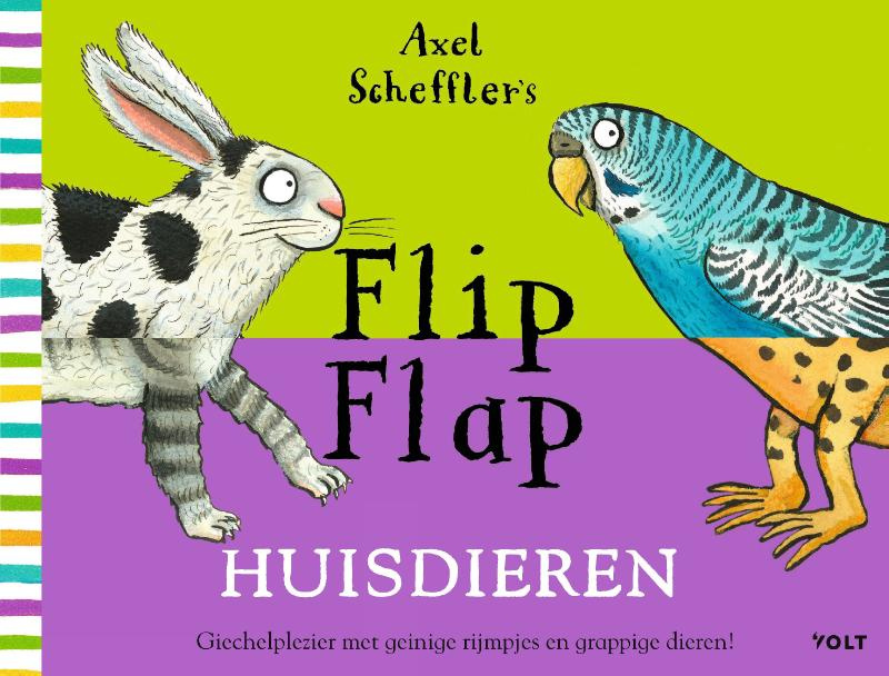 Augustus - Flip Flap Huisdieren