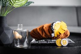 PIETENMUTS - rib cognac