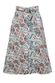IVKO Woman - Skirt Floral Pattern Off-White - Pre-Collection 2020