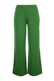 IVKO Woman - Solid Knitted Pants Green