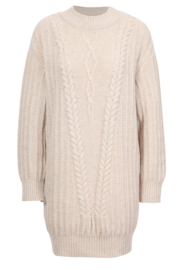 IVKO Pullover Structure Pattern Off-White