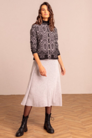 IVKO Woman - Solid Skirt Grey