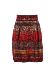 IVKO Skirt with Pleats Russet