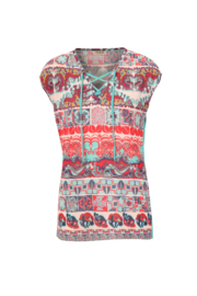 IVKO Woman - Pullover with Print Off-White