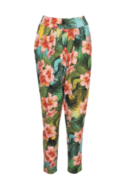 LaLamour Pant Tropical Sea