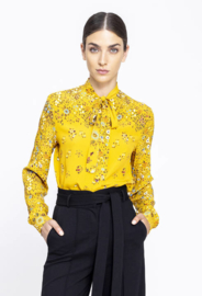 IVKO Printed Shirt Golden Yellow