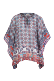 IVKO Woman - Tunic with Print Off-White
