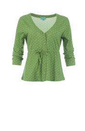 LaLamour Cardigan Pearly Green