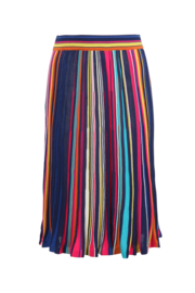 IVKO Woman - Striped Skirt Pink