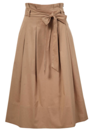 IVKO Solid Skirt Beige