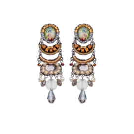 Ayala Bar East Wind, America Earrings