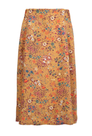 IVKO Printed Skirt Golden Yellow