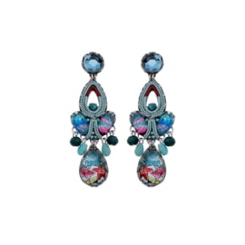 Ayala Bar Astral Light, Alma Earrings