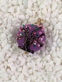 lila levensboom hanger