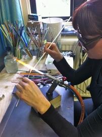 Workshop Glaskralen Branden