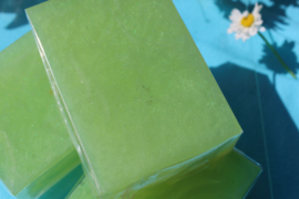 groene thee zeep