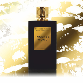 BLACK COLLECTION INCENSE WOOD 100ML EDP
