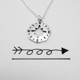 Kompas ketting