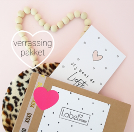 Verrassing pakketje - Je bent de LIEFSTE