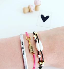 Armbanden set- love you