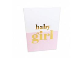 Studio Stationery Kaart Baby girl
