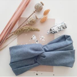 Haarband lichtblauw-volwassene