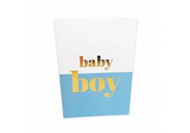 Studio Stationery Kaart Baby boy