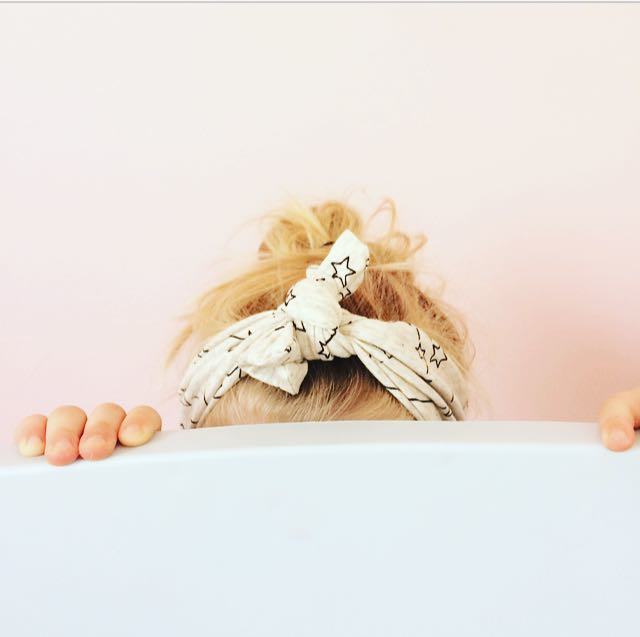 Kids haarband (2 - 4 jaar)
