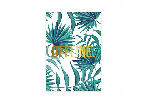 Studio Stationery Kaart Offline
