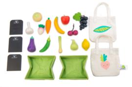 Groentenkraam Farmers Market - Tender leaf toys