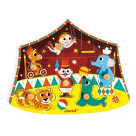 Puzzel Circus - Janod
