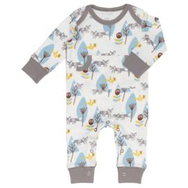 Fresk kruippakje / pyjama Fox Blue