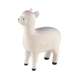 Alpaca van hout - T-lab