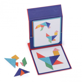 Magnetische Tangram - Moulin Roty