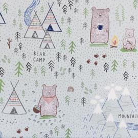 Koffertje Bear Camp - Sass & Belle