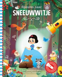 Zaklampboek Speuren naar Sneeuwwitje
