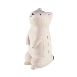 Prairiehond van hout - T-lab