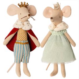 Maileg Koningspaar muis