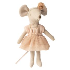 Maileg danseres Giselle grote zus muis