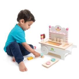 IJscokar van hout - Tender Leaf Toys