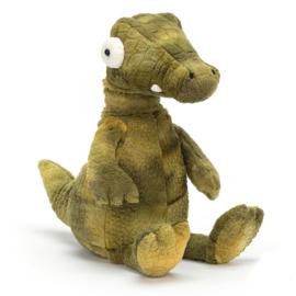 Alan Alligator knuffel - Jellycat