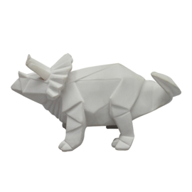 Triceratops dinosaurus origami lamp Mini