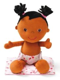 Stoffen babypop Amelie - Lilliputiens