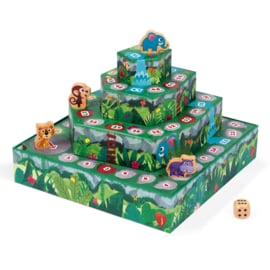 Jungle Race spel Janod