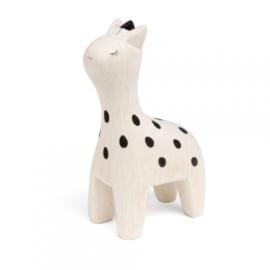 Giraf van hout - T-lab